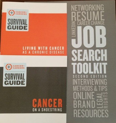 #1 Cancer & Careers book