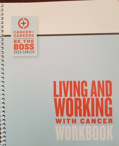 #2 Cancer & Careers book