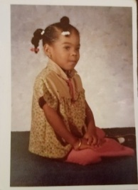 Me at 3 or 4 years old