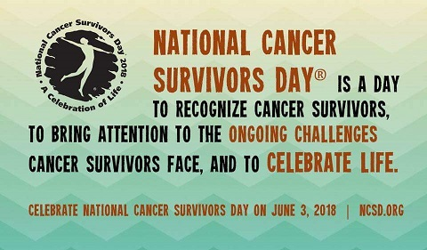 National Cancer Surivors Day picture